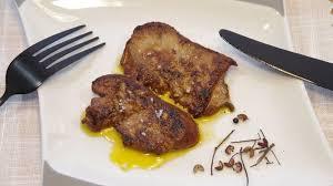 cuisiner chignons de frais a la poele cuisiner le foie gras frais 100 images noël 2017 recette du