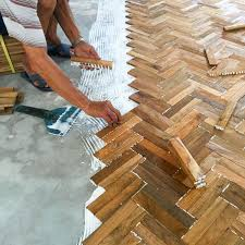 Sandpaper For Concrete Floor by How To Install Cork Tile Flooring Family Handyman