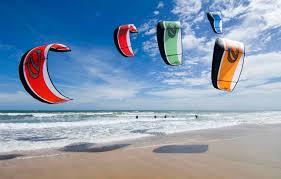 kites mancora south americas kite surfing destination