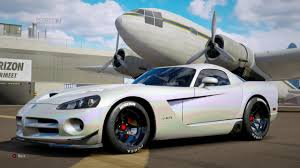 build dodge viper forza horizon 3 900hp 2008 dodge viper srt10 drag build