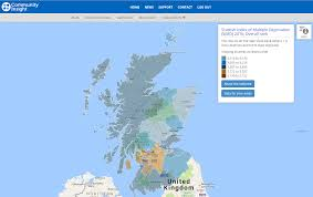 Dundee Scotland Map Scotland 2016 Imd Picture For Blog Png