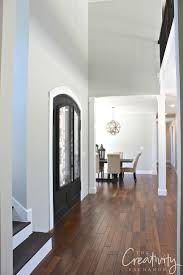 Choosing Laminate Flooring Color Remodelaholic Choosing A Whole Home Paint Color