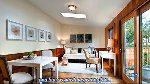 granny flat studio santa fe prefabricated one bed modular home