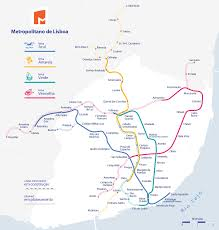 Green Line Metro Map by List Of Lisbon Metro Stations Wikipedia