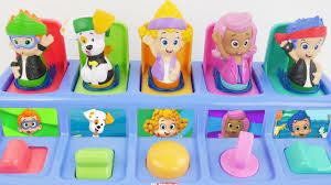 bubble guppies pop toy pals surprises toys paw patrol learning