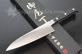 hu g150 hattori 63 layered damascus gyuto 150mm japan blades - Hattori Kitchen Knives
