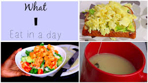 what i eat in a day breakfast lunch u0026 dinner healthy food
