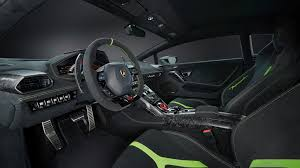 lamborghini car 2017 2017 lamborghini huracan performante interior wallpaper hd car