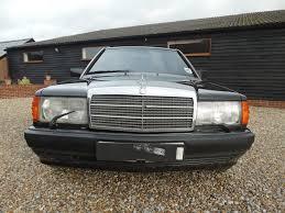 used mercedes 190e auto auto 4 doors saloon for sale in lymington