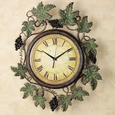 kitchen wall clocks based on your need teresasdesk com amazing