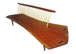George Nakashima Furniture by When I Met George Nakashima Daniella On Design