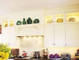 top kitchen cabinet decorating ideas kitchen cabinet decoration stunning how to decorate above cabinets