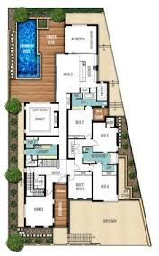 Villa Designs And Floor Plans Undercroft House Plans Ground Floor Plan Floorplans Pinterest