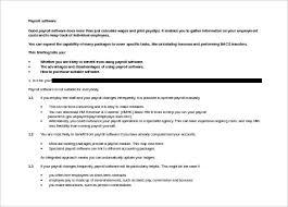 15 word payroll templates free download free u0026 premium templates