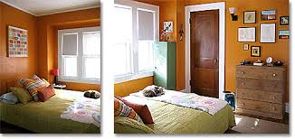 bedroom colors ideas orange bedroom color ideas