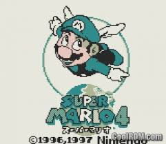 gbc roms for android mario 4 rom for gameboy color gbc coolrom au
