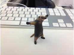 Anteater Meme - come at me bro meme 3d models cgtrader