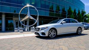cars mercedes benz the 2017 mercedes benz e300 challenges tesla u0027s autopilot with
