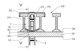 patent us20140215960 grating clamp and method for fixing a