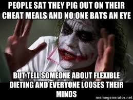 Fasting Meme - my 4 year experiment with flexible intermittent fasting