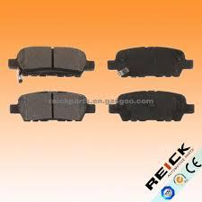 renault suzuki brake pad d1244 d905 7784 sp1184 sp1250 for nissan renault suzuki