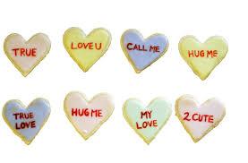 sweetheart candy sayings heart candy sayings saying clipart sweetheart candy 14