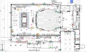 floor layout exhibition floor plan