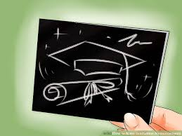 how to make graduation announcements 3 ways to make graduation announcements wikihow