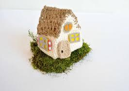 little thatch roof crochet house u2013 mama in a stitch