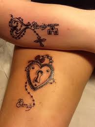 Bf Gf Tattoo Ideas Best Couple Tattoos Ever