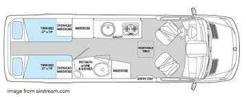 Sprinter Dimensions Interior The Best Small Rv U0027s Living Large In A Small Space