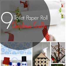 9 christmas crafts that use toilet paper rolls blitsy