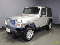 2006 bright silver metallic jeep wrangler x 4x4 26832316