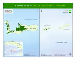 Map Of Cayman Islands Documento Sin Título