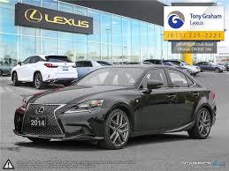 lease 2014 lexus is 250 2014 lexus is 250 base f sport 1 at 27529 for sale in ottawa