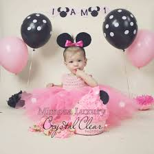 Minnie Mouse Clothes For Toddlers Minnie Mouse Dress 1st Birthday Dress Infant Dress