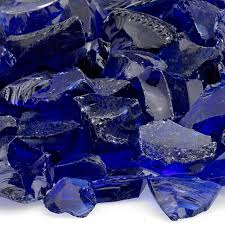 glass for fire pit dark blue medium fire pit glass