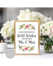 Wedding Wishes Download Fall Is Here Get This Deal On Wedding Advice Sign Please Leave