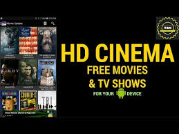 free tv shows for android cinema hd fantastic android apk for free and free tv