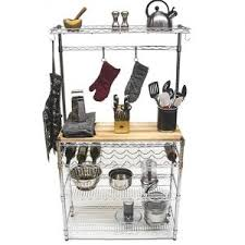 Kitchen Metal Shelves by Wire Kitchen Shelves The Shelving Store