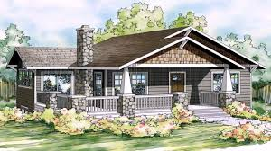 bungalow house plans with front porch youtube