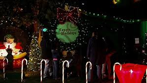 Christmas Light Pictures Christmas Light Fanatic Video History Of Christmas History Com