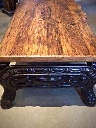 Base2 Jpg Reclaimed Wood Coffee Table With Woodstove Base Arthaus150