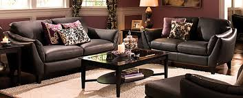 Raymour And Flanigan Greccio Contemporary Leather Living Room Collection Design Tips