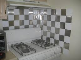 Peel And Stick Backsplash For Kitchen Diy Peel And Stick Backsplash Tiles Ideas
