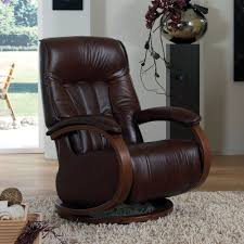 furniture leather small recliner for modern home furniture and