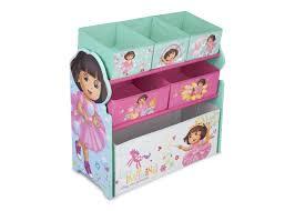 dora multi bin toy organizer delta children u0027s products