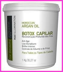 Popular Cabelos Mais: Botox Capilar For Beauty Profissional Care &ON57
