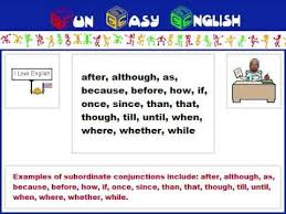36 best conjunctions images on pinterest teaching ideas