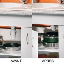 syphon d evier de cuisine siphon d évier senzo d40 pro wirquin sanitaire cedeo